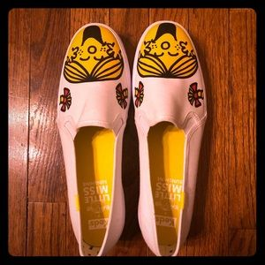 Keds Little Miss Sunshine edition